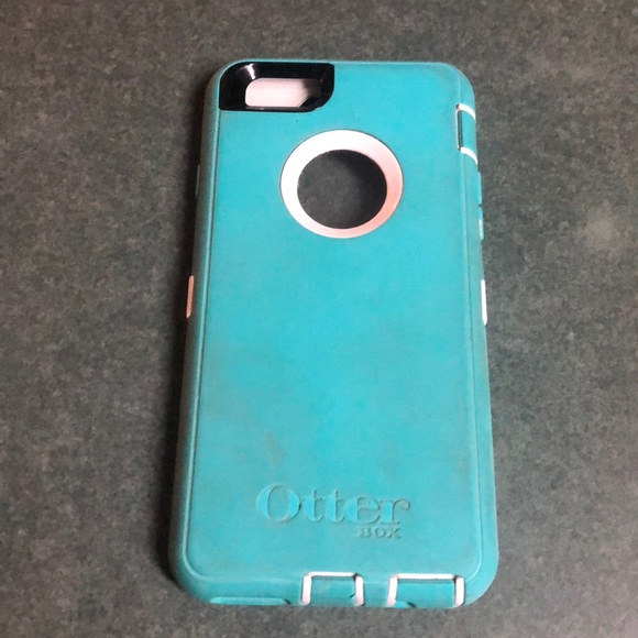 factory price 7b569 f851d iPhone 6s Teal Otterbox